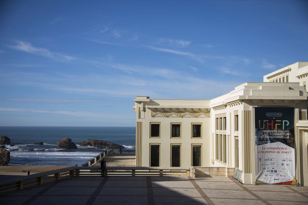 2e Rencontres formation-compétences des outremers - 28 janvier 2020, Biarritz.