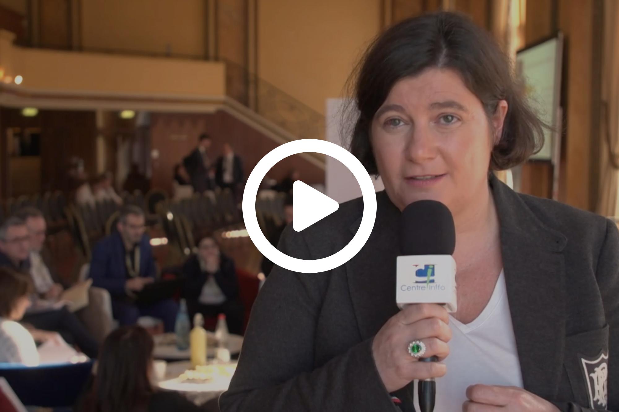 Marie Morel, Directrice générale adjointe, Pôle Formation professionnelle et apprentissage, Conseil régional d'Ile-de-France
